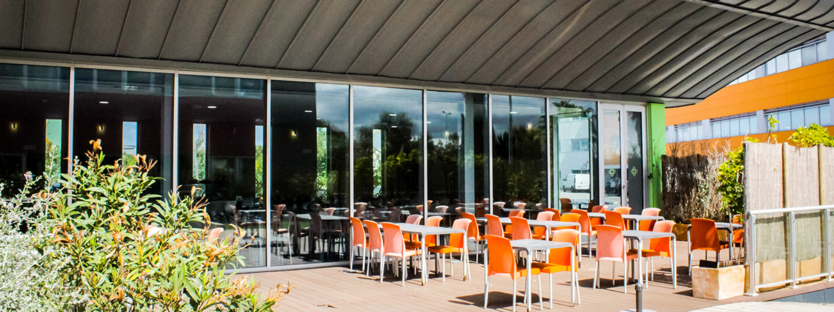 Restaurante green lounge savicatering - Restaurante greener ...
